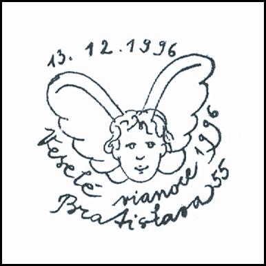 """Veselé vianoce 1996"""