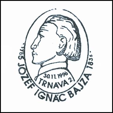 """""""Jozef Ignác Bajza 1755-1836"""""""