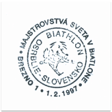 """""""Majstrovstvá sveta v biatlone - Osrblie - Slovensko"""""""
