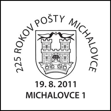 225 rokov pošty Michalovce