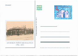 225th. Anniversary of Michalovce's Post Office