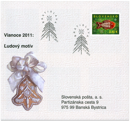 Vianoce 2011: Ľudový motív