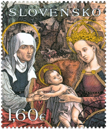 ART: Panel Painting of Metercia Rožňava