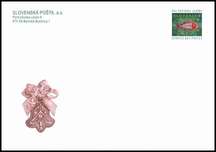 Vianoce 2011: Ľudový motív (Slovenská pošta, a. s.)