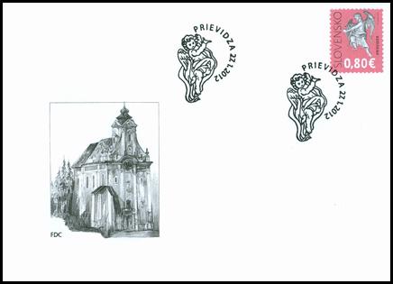 Kultúrne dedičstvo Slovenska: Piaristický kostol v Prievidzi
