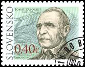 Osobnosti: Jonáš Záborský (1812 – 1876)