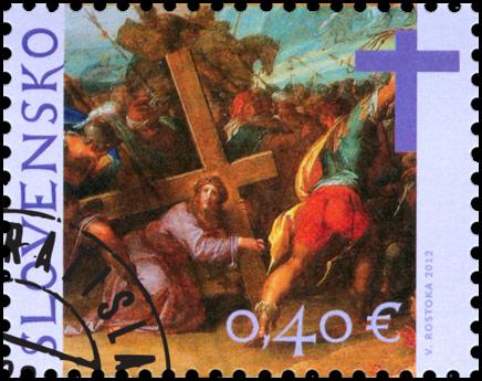 Veľká noc 2012 – Hans von Aachen: Nesenie kríža