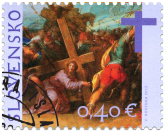 Easter 2012 – Hans von Aachen: Carrying the Cross