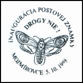 """""""Inaugurácia poštovej známky - Drogy nie!"""""""
