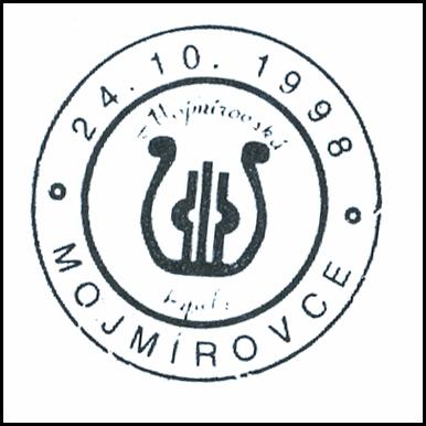 """""""115. Výročie vzniku dychovej hudby v Mojmírovciach"""""""
