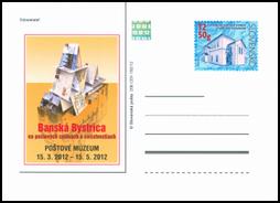 Banská Bystrica na poštových celinách a celistvostiach