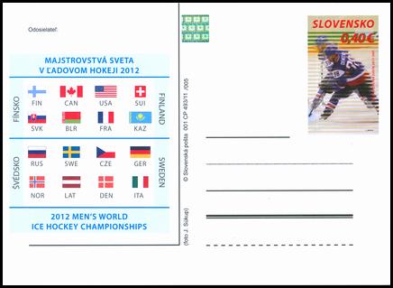 Majstrovstvá sveta v ľadovom hokeji 2012