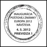 EUROPA 2012: Návšteva