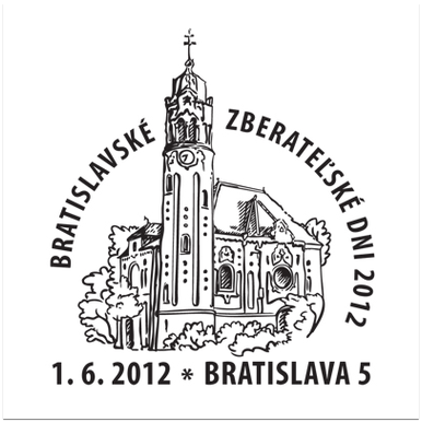 Bratislavské zberateľské dni 2012