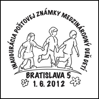Inaugurácia poštovej známky Medzinárodný deň detí