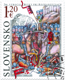 700th Anniversary of the Battle of Rozhanovce