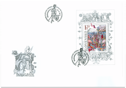 Special Cover: 700th Anniversary of the Battle of Rozhanovce