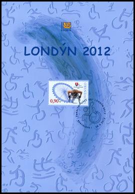 Paralympijské hry Londýn 2012
