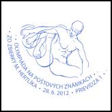 Olympiáda na poštových známkach zo zbierky M. Hertlíka