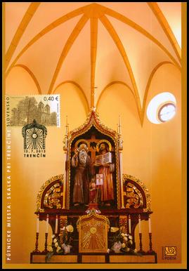 Beauties of Our Homeland: Skalka by Trenčín