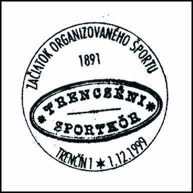 """""""Začiatok organizovaného športu  1891"""""""