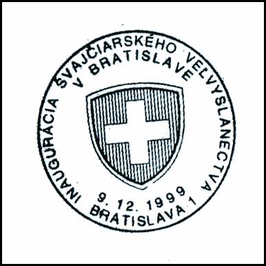 """""""Inaugurácia švajčiarskeho veľvyslanectva v Bratislave"""""""