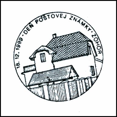 """""""Deň poštovej známky-Zohor"""""""