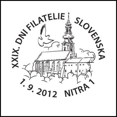 XXIX. Dni filatelie Slovenska