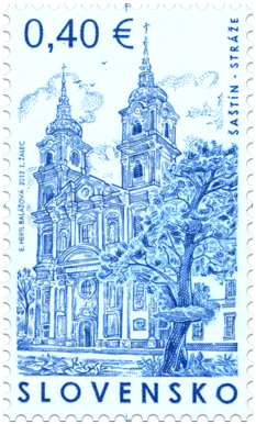Beauties of Our Homeland: The Basilica of Our Lady of Sorrows in Šaštín