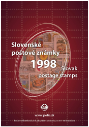 Ročník známok 1998