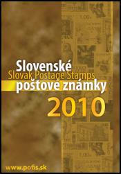 Ročník známok 2010