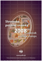 Ročník známok 2008