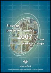 Ročník známok 2007