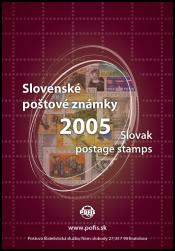 Ročník známok 2005