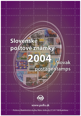 Ročník známok 2004
