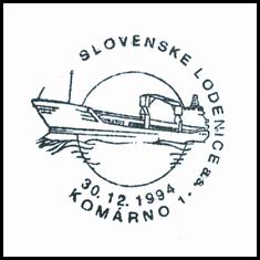 """""""Slovenské lodenice, a.s. Komárno"""""""