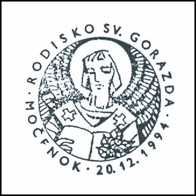 """""""Rodisko sv. Gorazda"""""""
