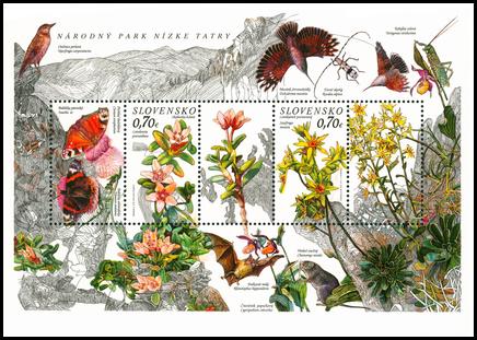 Ochrana prírody: Národný park Nízke Tatry – Lomikameň pozmenený