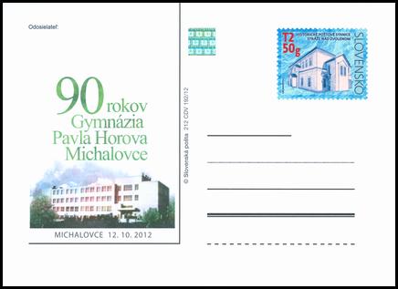 90 rokov Gymnázia Pavla Horova v Michalovciach