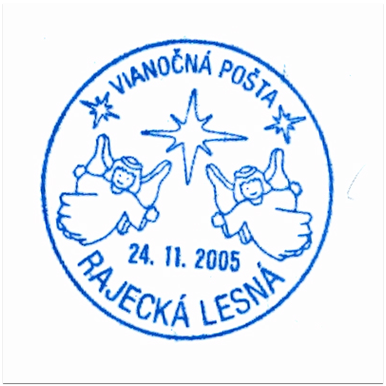 Vianočná pošta 2005