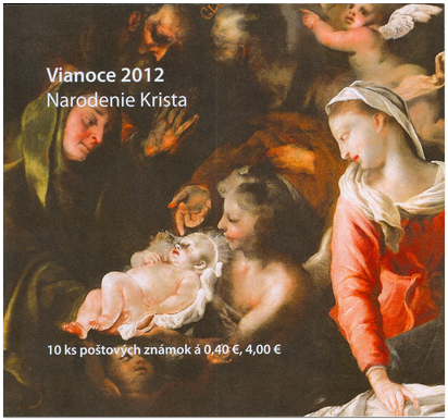 Vianoce 2012: Narodenie Krista