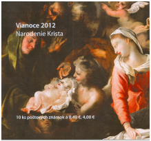 Christmas 2012: Birth of Christ