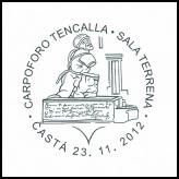 Carpoforo Tencalla: Sala Terrena na hrade Červený Kameň