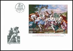 Špeciálna obálka: Carpoforo Tencalla: Sala Terrena na hrade Červený Kameň