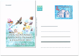 Day of Slovak Postage Stamp