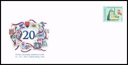 20 rokov slovenskej známkovej tvorby
