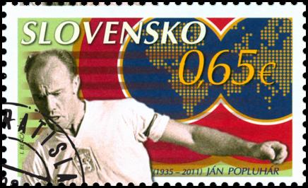 Významné športové podujatia: Ján Popluhár (1935 – 2011)