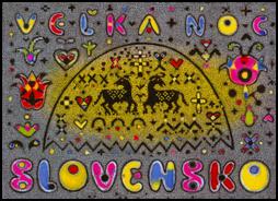 Easter 2013: Folk Motives in Ľudovít Fulla's Works
