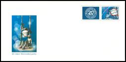 20 rokov Slovenskej pošty