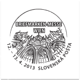 Briefmarken - Messe Wien